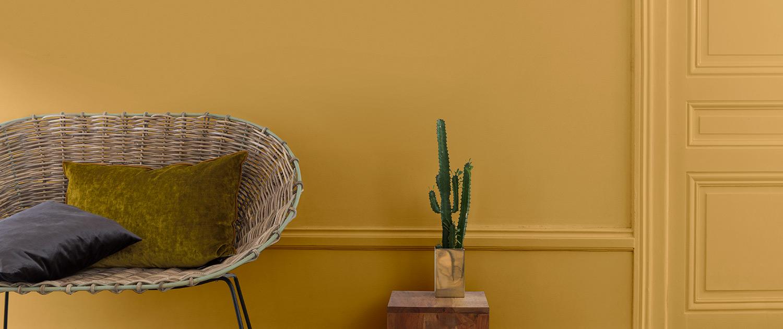 peinture-murale-velours-de-peinture-famille-couleur-les-jaunes-et-oranges